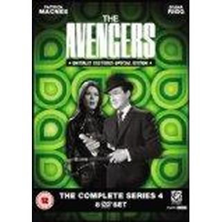 The Avengers - Series 4* Digitally Remastered [DVD]